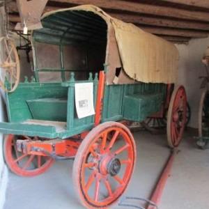 La Trobe wagon