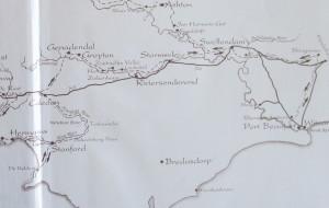 Map 2 detail