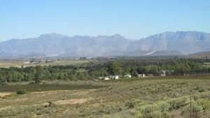 Breede valley near Ashton 1