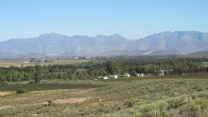 Breede valley near Ashton 1