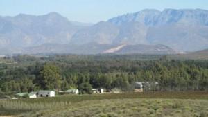 Breede valley nr. Ashton 2