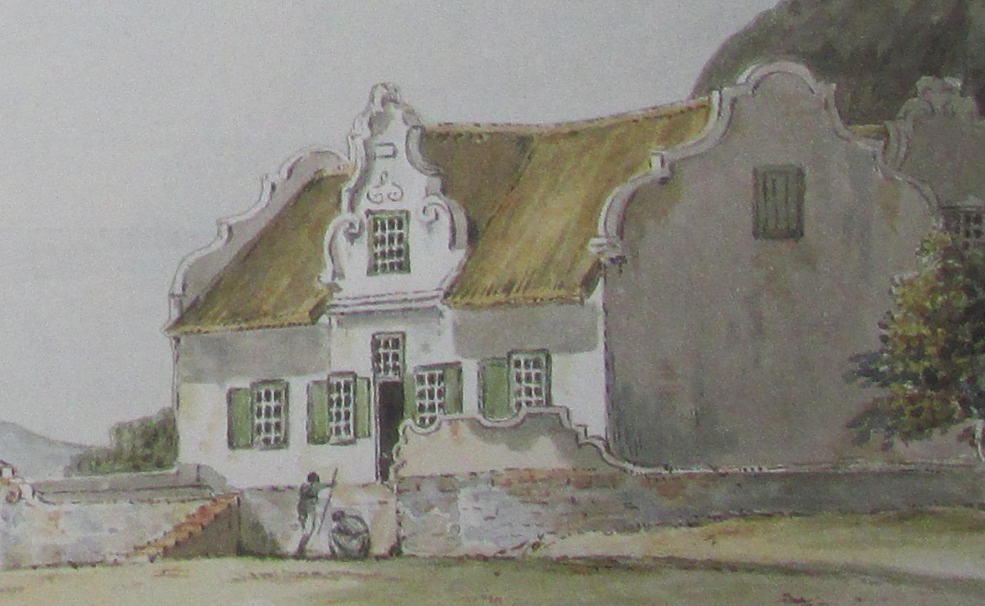 Leeuklip - de Waal - Saron Detail