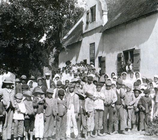 Van Wyk - Saronner Pastorei_Loewenfels Farmhaus